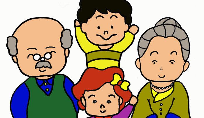 I Nonni e la separazione