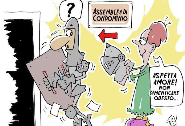 Avvocati dal volto umano: Perché in condominio si litiga? Spiegazione poco giuridica ,dei conflitti condominiali